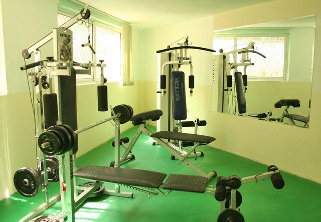 """Отель """" Флагман """" - Fitness hall"""