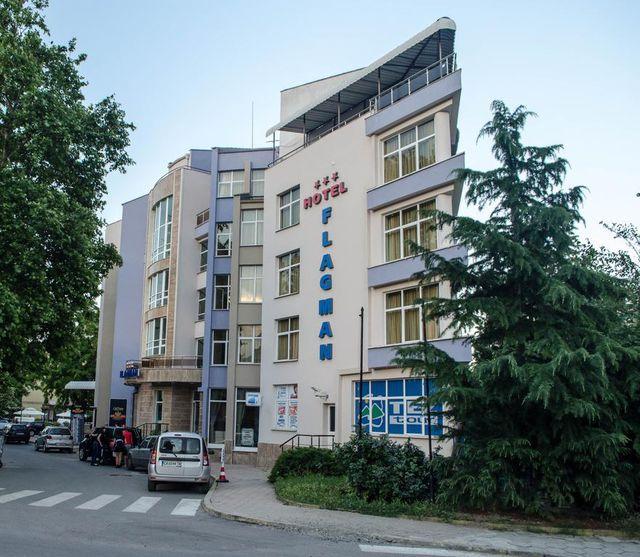 Хотелски комплекс Флагман